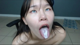 JAV  : Getting your whipped cream in my body